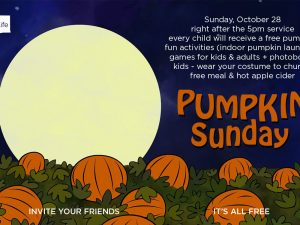 Pumpkin Sunday