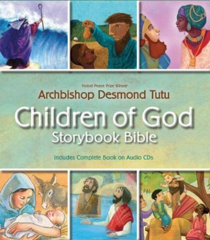 Children of God Storybook Bible: Deluxe Edition